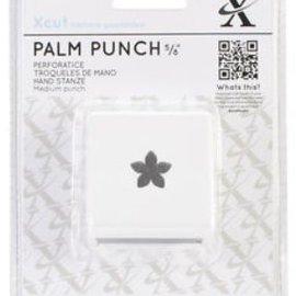 Locher / Stanzer Motif punch fleur, motif d'environ 1,5 cm