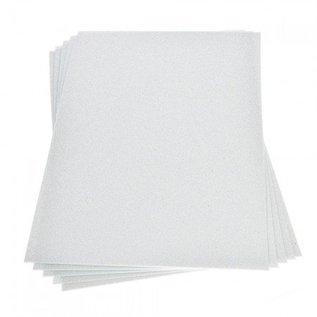 BASTELZUBEHÖR, WERKZEUG UND AUFBEWAHRUNG 1 Creaflexx Folie, 44,5 x 30 cm / 0,5 mm, transparent