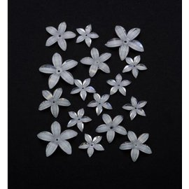 Resin Flowers, Kunststoffblüten