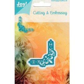 Joy!Crafts / Jeanine´s Art, Hobby Solutions Dies /  Snij en embossing Sjablonen: hoekje