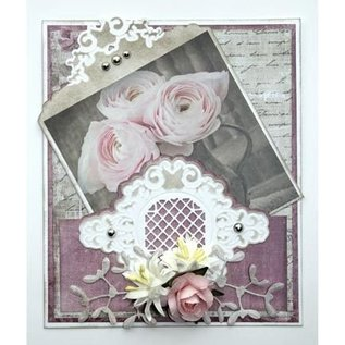 Joy!Crafts / Jeanine´s Art, Hobby Solutions Dies /  cutting and embossing templates: vintage decorative frames