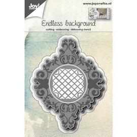 Joy!Crafts / Jeanine´s Art, Hobby Solutions Dies /  Plantillas de corte y estampado: marcos decorativos vintage
