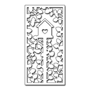 Penny Black Cutting and embossing templates: Birdhaus