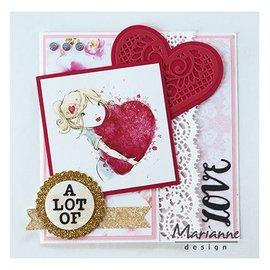 Bilder, 3D Bilder und ausgestanzte Teile usw... A4 Bilderbogen: Cute girls