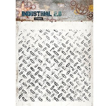 Studio Light francobollo chiaro: industriale