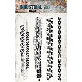 Studio Light clear stamp: Industriall