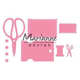 Marianne Design Stanzschablonen: Eline's craft dates LETZTE vorrätig!