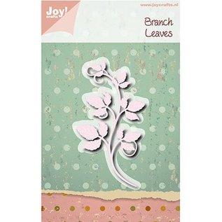 Joy!Crafts / Jeanine´s Art, Hobby Solutions Dies /  Modello di taglio e goffratura: foglia di lampone