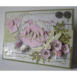 Joy!Crafts / Jeanine´s Art, Hobby Solutions Dies /  modèle de poinçonnage et gaufrage Joy Crafts, feuilles