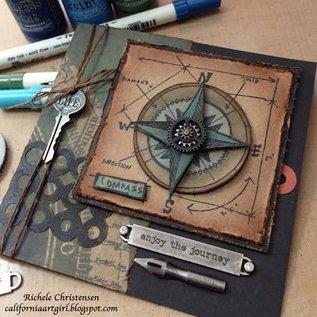 Tattered Lace Per perforare con una punzonatrice per creare effetti sorprendenti per le tue carte, decorazioni e pagine di album.