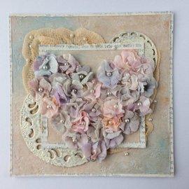 Leane Creatief - Lea'bilities und By Lene Skæring dies: blomster med blade