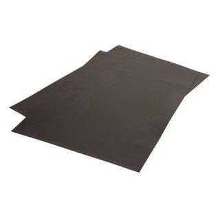 BASTELZUBEHÖR, WERKZEUG UND AUFBEWAHRUNG A4 plaque magnétique, 0,4 mm d'épaisseur, 2 pièces