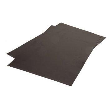 BASTELZUBEHÖR, WERKZEUG UND AUFBEWAHRUNG A4 piastra magnetica, spessore 0,4 mm, 2 pezzi