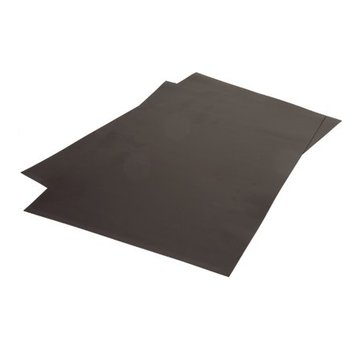 BASTELZUBEHÖR, WERKZEUG UND AUFBEWAHRUNG A4 plade Magnetisk, 0,4 mm tyk, 2 stykker