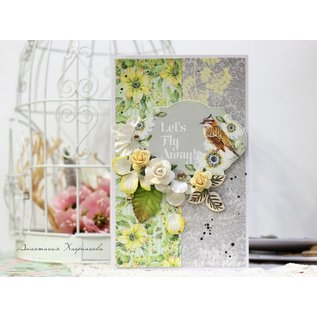 Designer Papier Scrapbooking: 30,5 x 30,5 cm Papier Ontwerper papier, 15,5 x 15,5 cm, The Art of Nature