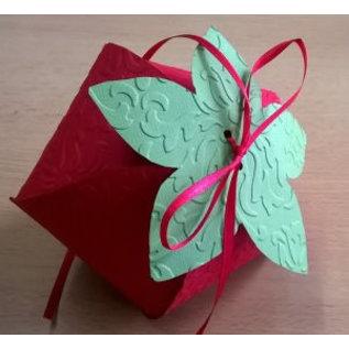 Dutch DooBaDoo A4 Plastik Schablone: Card Art, Erdbeer-Set