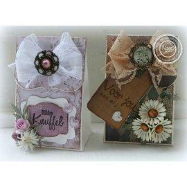 Dutch DooBaDoo A4 plast maske: Box Art Gift Box
