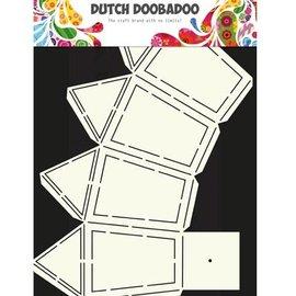 Dutch DooBaDoo A4 plastik maske: Box Art Lantern
