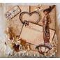 Nellie Snellen Stanzschablone: Magic Card, Herz