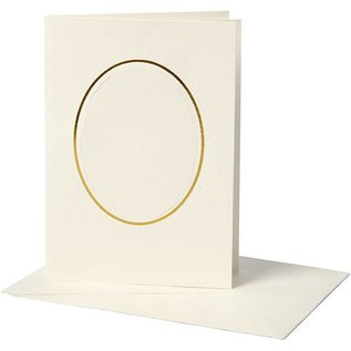 KARTEN und Zubehör / Cards 10 passepartout cards incl. Envelopes, 220g.
