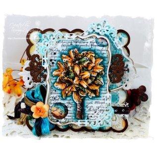 Joy!Crafts / Jeanine´s Art, Hobby Solutions Dies /  Timbro trasparente / trasparente, A6, bouquet di silhouette