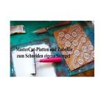 NUOVO! utensili da intaglio e placca per tagliare i tuoi francobolli