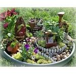 Mini faire jardin: Décoration