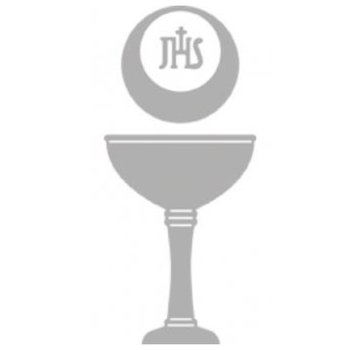 Spellbinders und Rayher Skæring og prægning skabelon: Kommunion