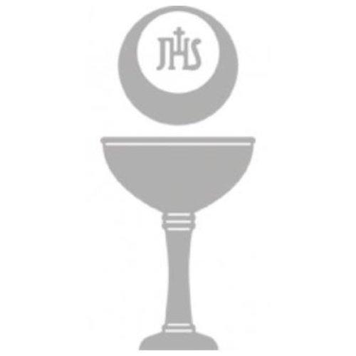 Spellbinders und Rayher Snij en embossing mall: Heilige Communie