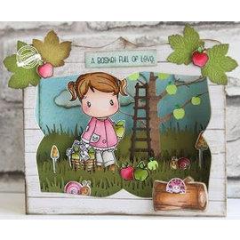 Marianne Design Stanzschablone: CR1374,   Box Card