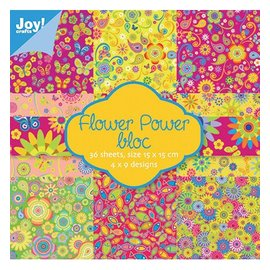 Joy!Crafts / Jeanine´s Art, Hobby Solutions Dies /  Paper pad Flower Power