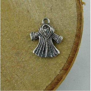 Embellishments / Verzierungen Metal decoraties, decoratie, 25 mm, 2 stuks