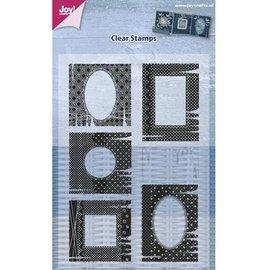 Joy!Crafts / Jeanine´s Art, Hobby Solutions Dies /  Transparent Stempel: 6 ramme
