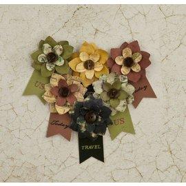 Prima Marketing und Petaloo Prima Colección de las flores: los adornos de flores