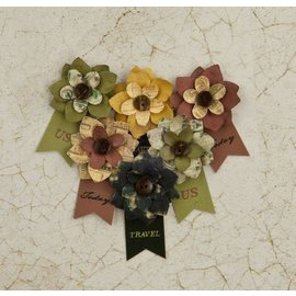 Prima Marketing und Petaloo Prima Flowers Collection: Bloem Versieringen
