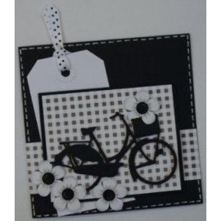 Marianne Design Schneide- und Prägeschablonen, Fahrrad