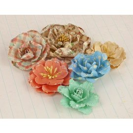 Prima Marketing und Petaloo Collection Fleurs Prima: Fleur embellissements