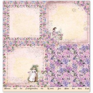 """LaBlanche LaBlanche Papers """"Anemone"""" 3 (mit Video Beispiel in unser kreativ-Blog)"""