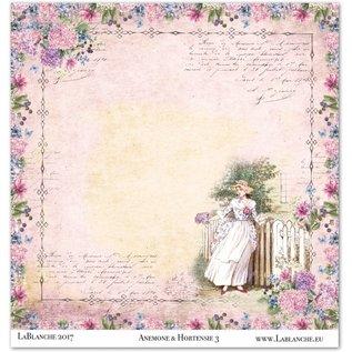 """LaBlanche LaBlanche Papers """"Anemone"""" 3 (con ejemplo de video en nuestro blog creativo)"""