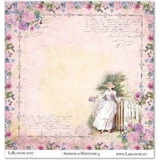 """LaBlanche LaBlanche Papers """"Anemone"""" 3 (med videoeksempel i vår kreative blogg)"""