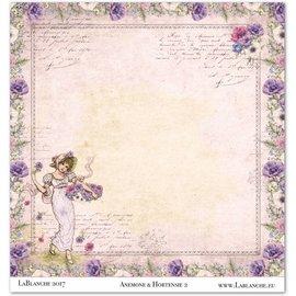 """LaBlanche 1 foglio, LaBlanche Papers """"Anemone"""" 2"""