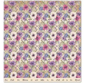 """LaBlanche Lablanche Papers """"Anemone"""""""