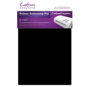 Crafter's Companion Gemini Accessories: Rubber Embossing Mat