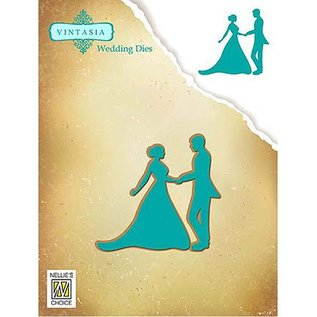 Nellie Snellen Nellie Snellen, cutting and embossing template: Dancing