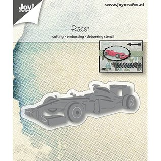 Joy!Crafts / Jeanine´s Art, Hobby Solutions Dies /  Joy!Crafts, cutting and embossing template: F1 Car