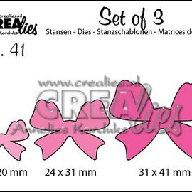 Crealies und CraftEmotions Crealies, corte y gofrado: 3 arcos