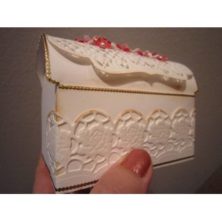 BASTELSETS / CRAFT KITS Craft kit for a mini (treasure) chest