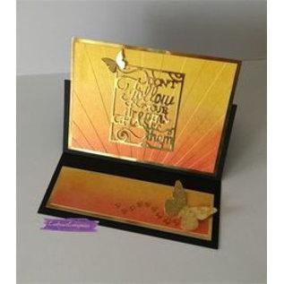 Crafter's Companion Crafter's Companion , Carpeta de Grabación en relieve, Salida del sol