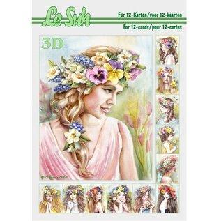 Bilder, 3D Bilder und ausgestanzte Teile usw... book A5, with 3D Pictures