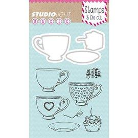 Studio Light Studio Light, Stamp + cutting and embossing templates